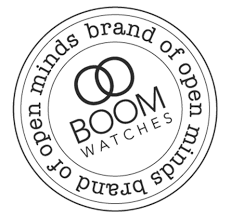 boom watches logo